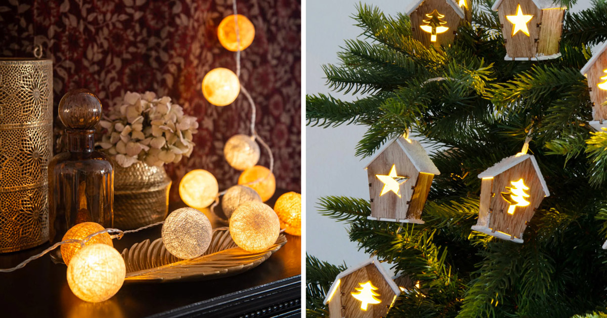 illuminazioni natalizie maisons du monde