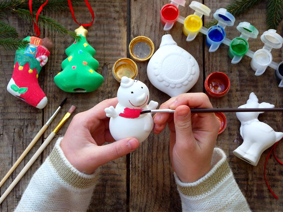 Lavoretti di Natale fai da te