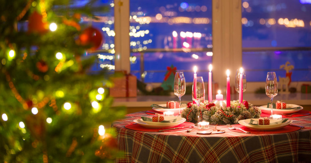 Tovaglia Natale