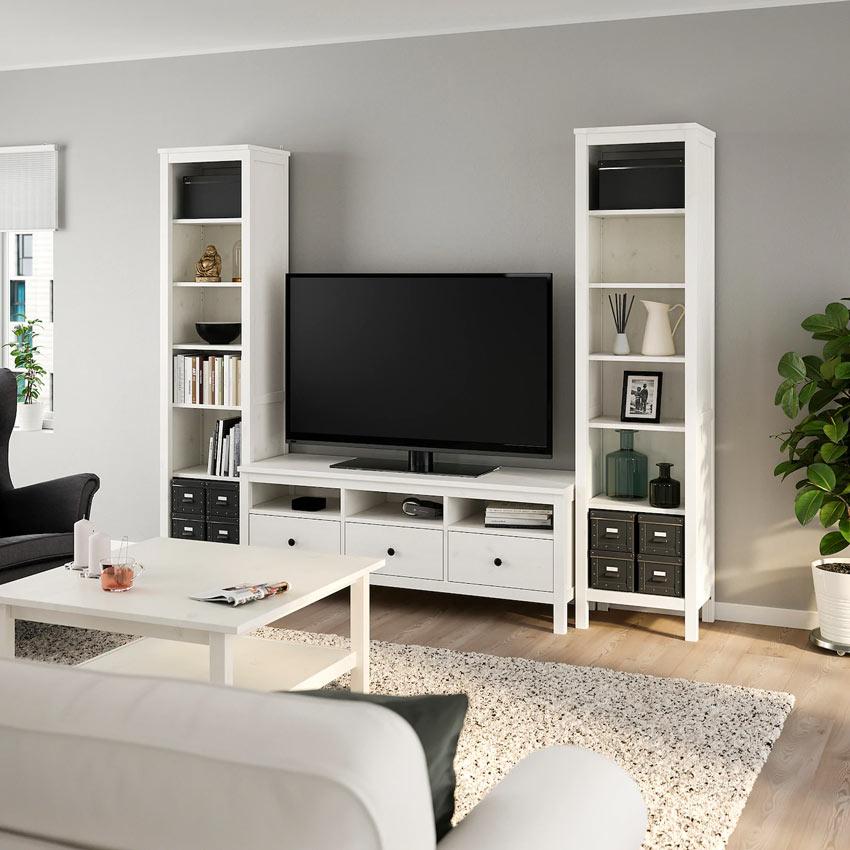 Mobili soggiorno IKEA: 10 ispirazioni molto shabby! Ispiratevi