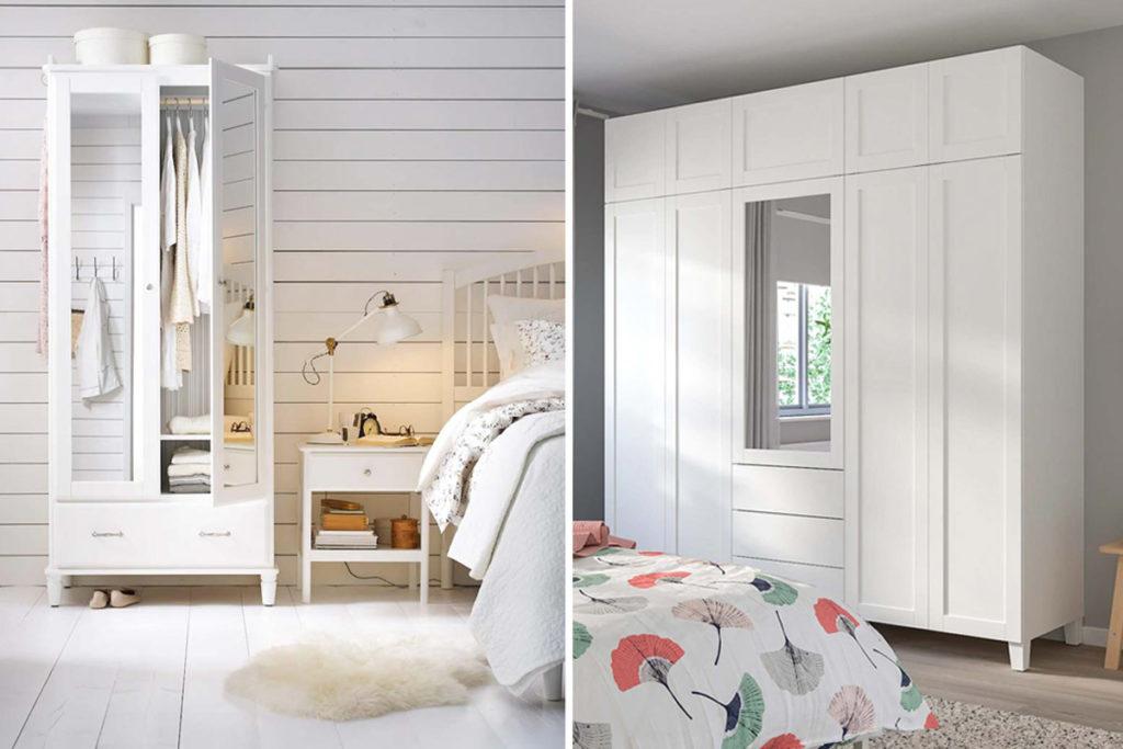 armadio firmato IKEA: funzionalità e design