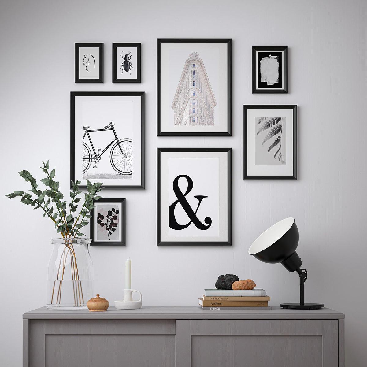Cornici per foto da parete