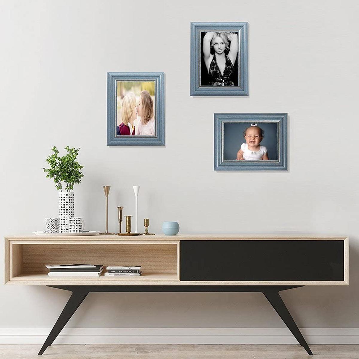 Cornici per foto da parete stile vintage