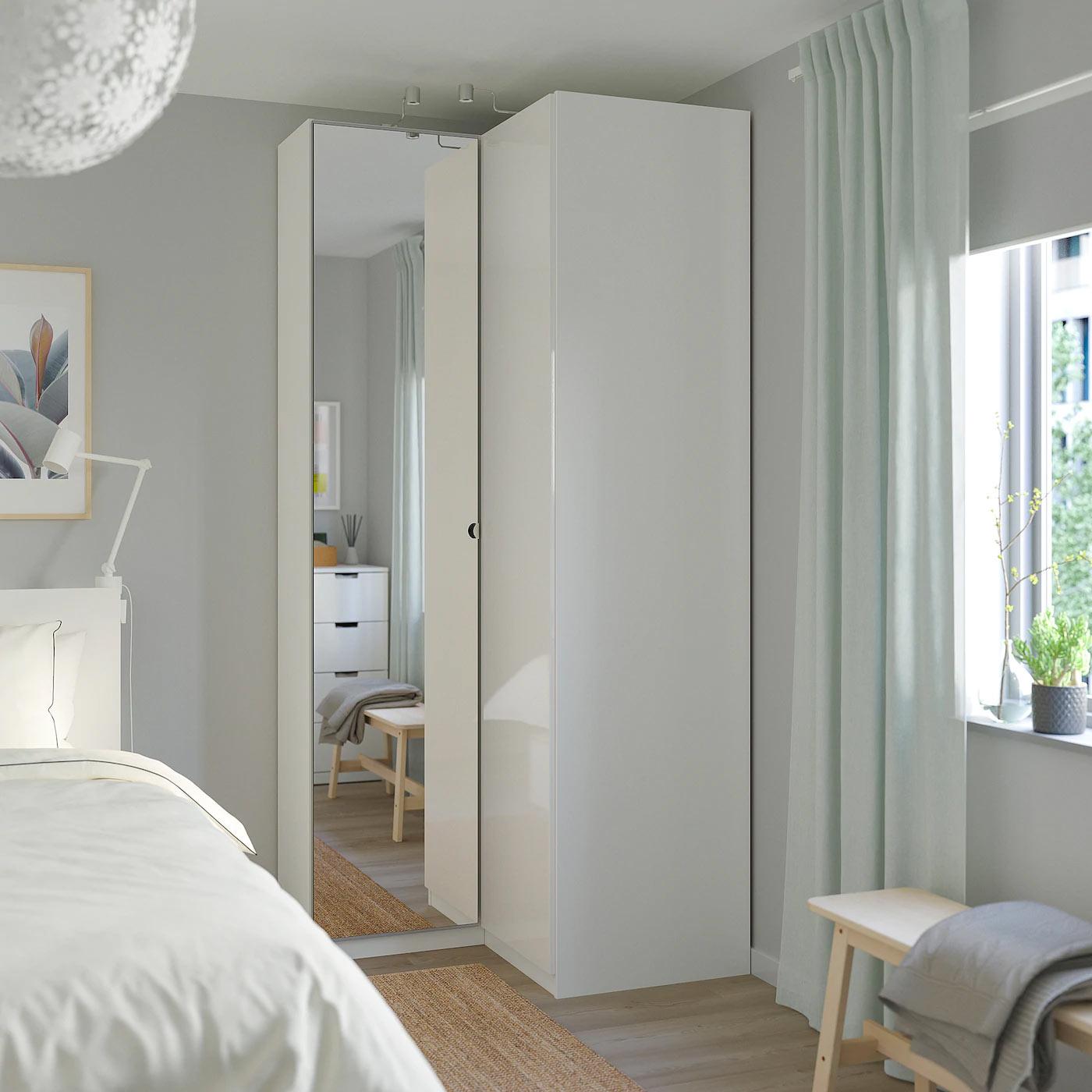 idee salvaspazio IKEA sfruttando gli angoli