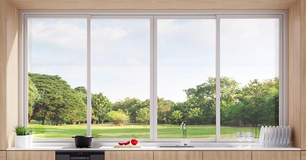 Con questo metodo efficace, avrete sempre vetri esterni brillanti e puliti in poche e semplici mosse