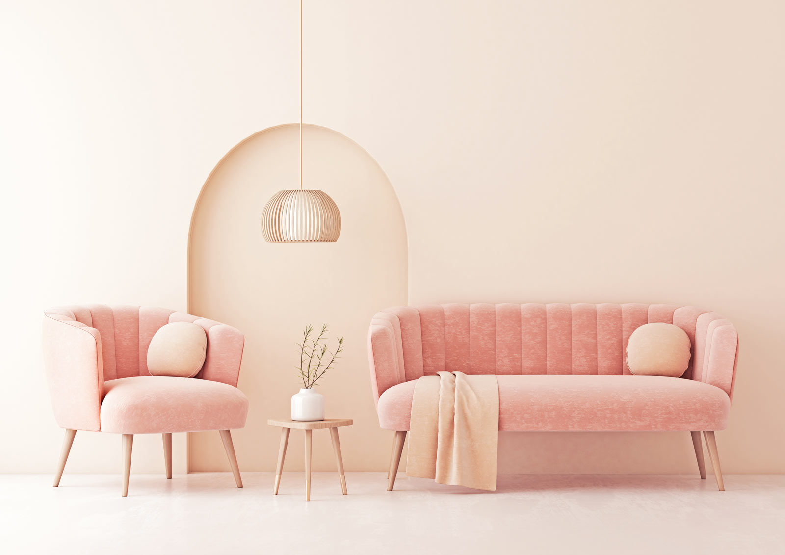 pareti color pastello