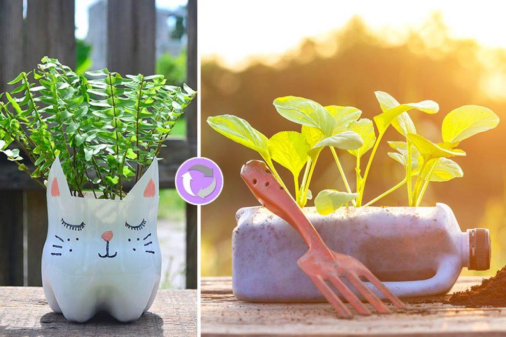 idee creative per riciclare