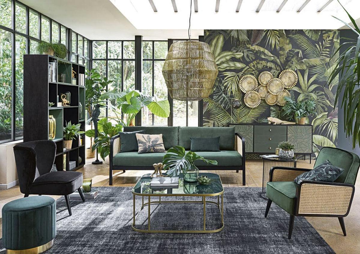 salotto moderno maisons du monde