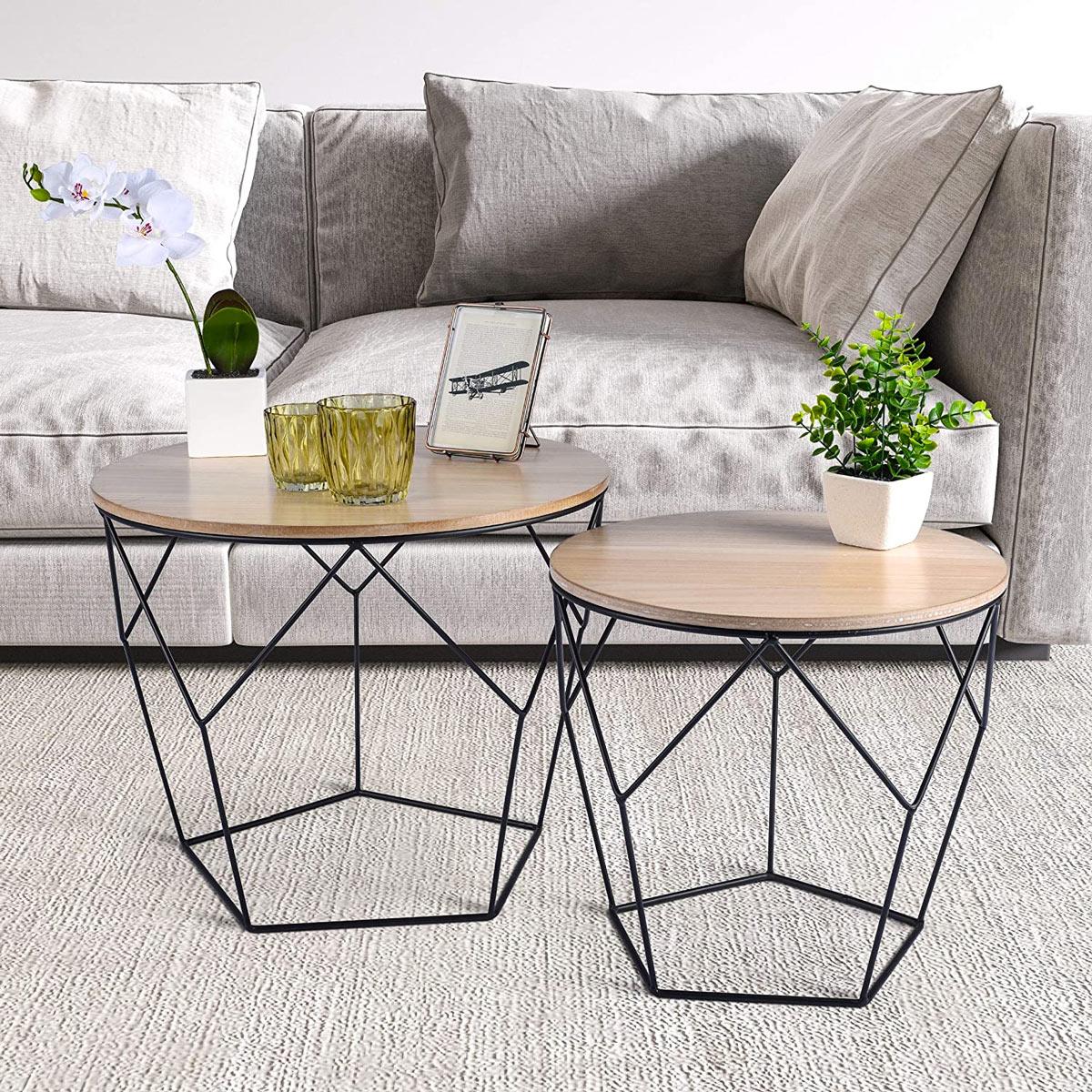 tavolino per il salotto