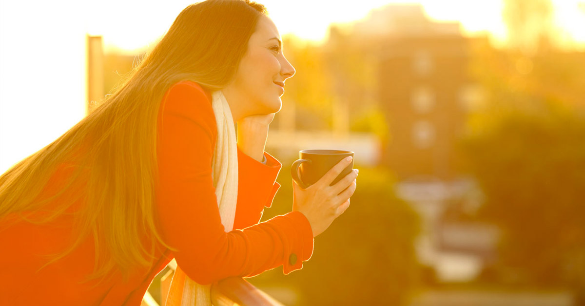 Consigli per sfruttare il balcone d'inverno