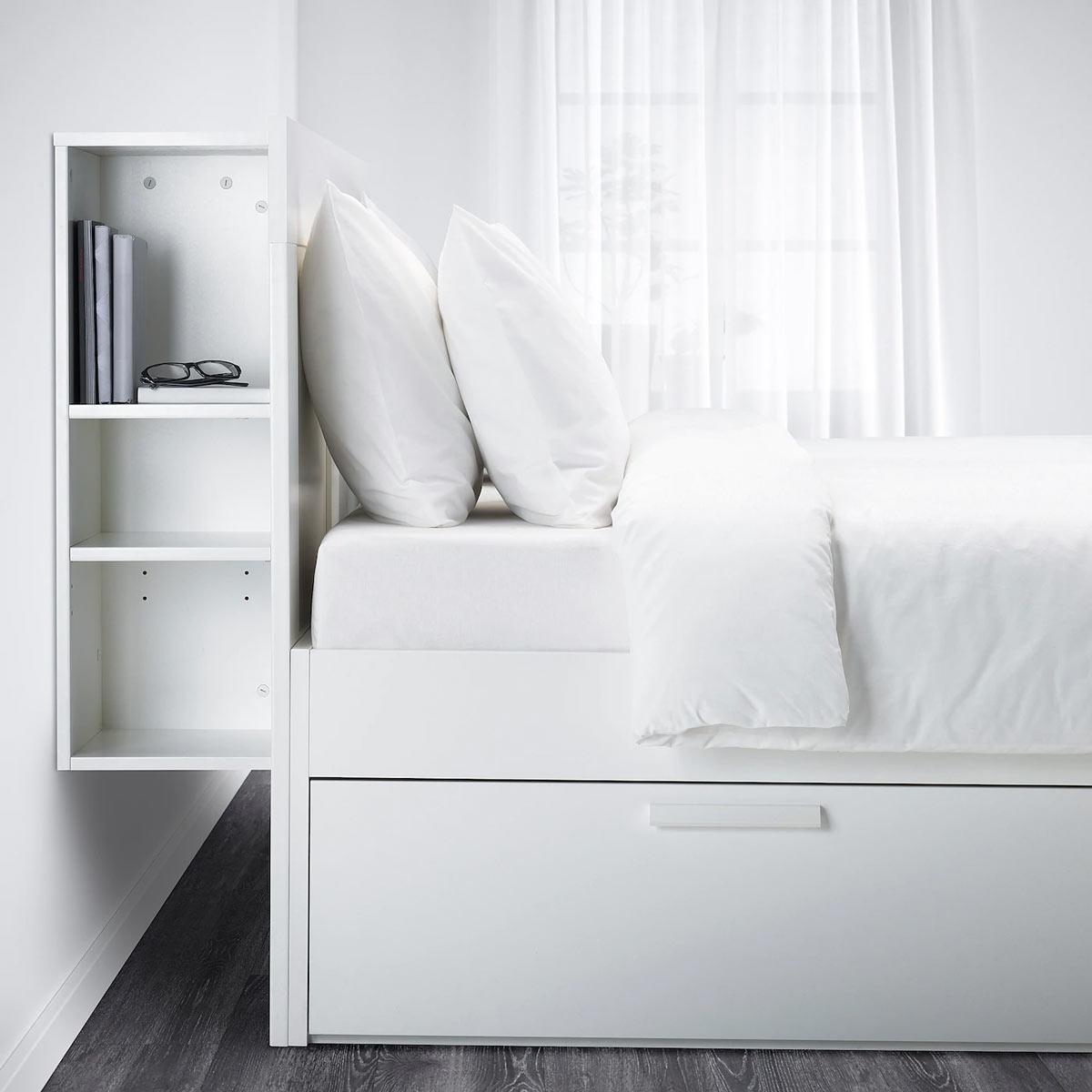 struttura letto IKEA BRIMNES
