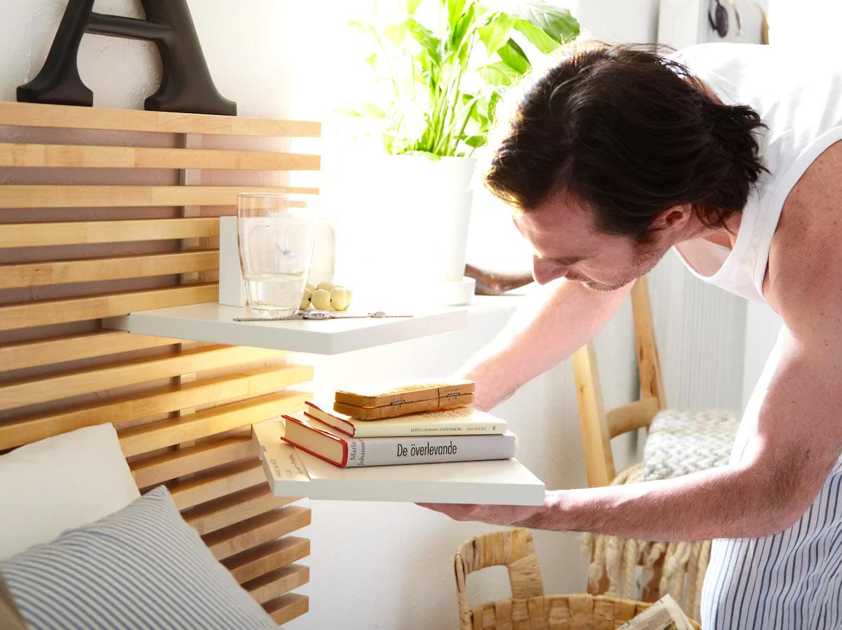 struttura letto IKEA