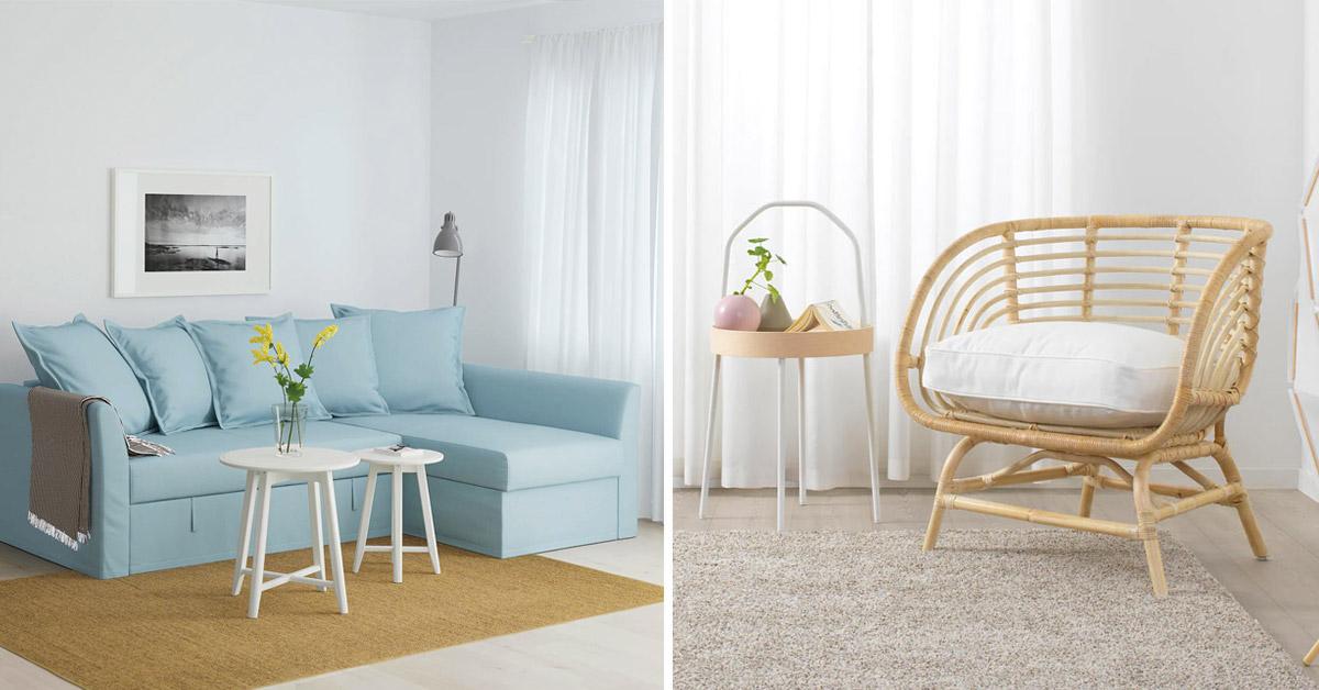 Arredare con IKEA in primavera 2021.
