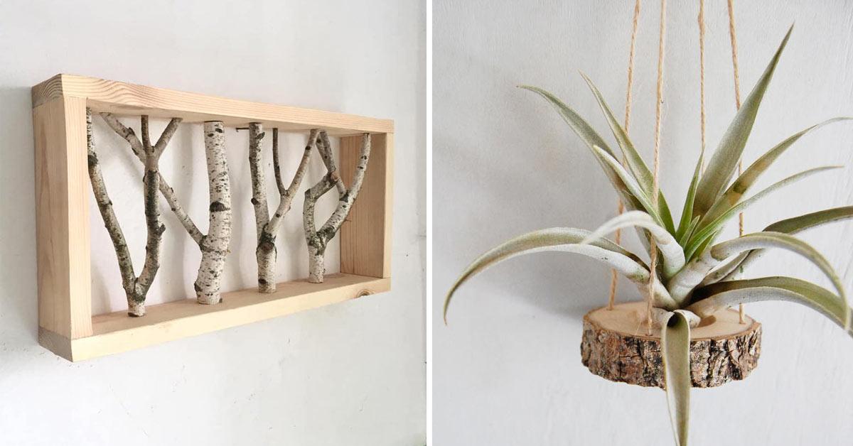Creatività legno.