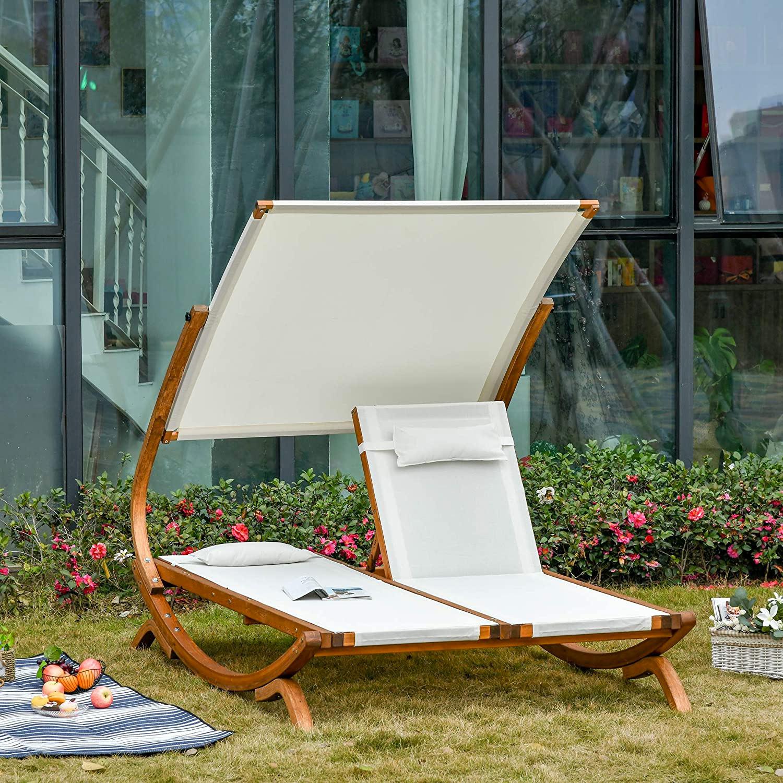 Scegliere la giusta sdraio da giardino per godersi veri momenti di relax.