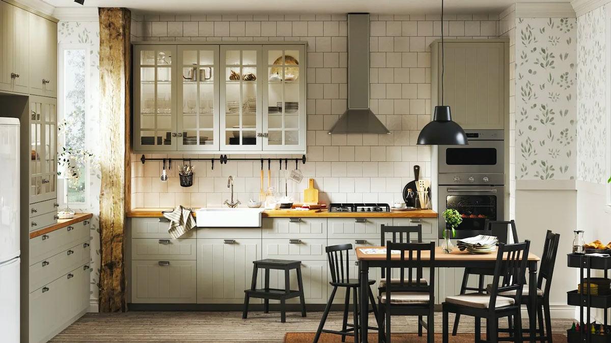 5 idee di pensili cucina Ikea belli e funzionali