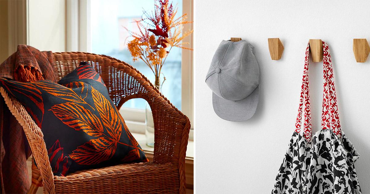 Arredare e decorare casa con gli accessori Ikea a meno di 5 euro