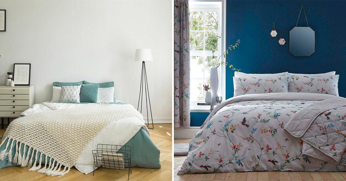 7 esempi di biancheria per il letto stile shabby chic