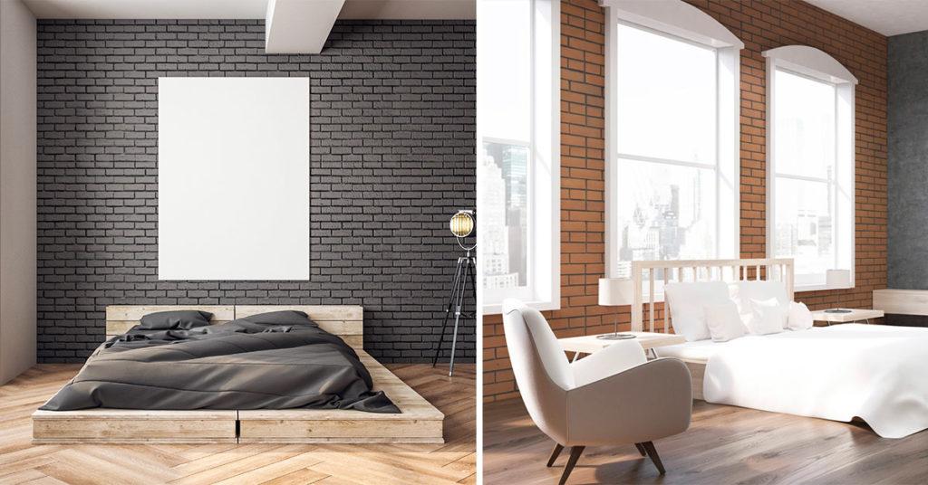 Arredare una camera da letto in stile industriale: i nostri consigli