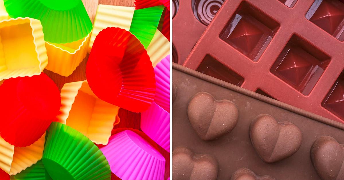 Scopri come lavare gli stampi in silicone senza fatica