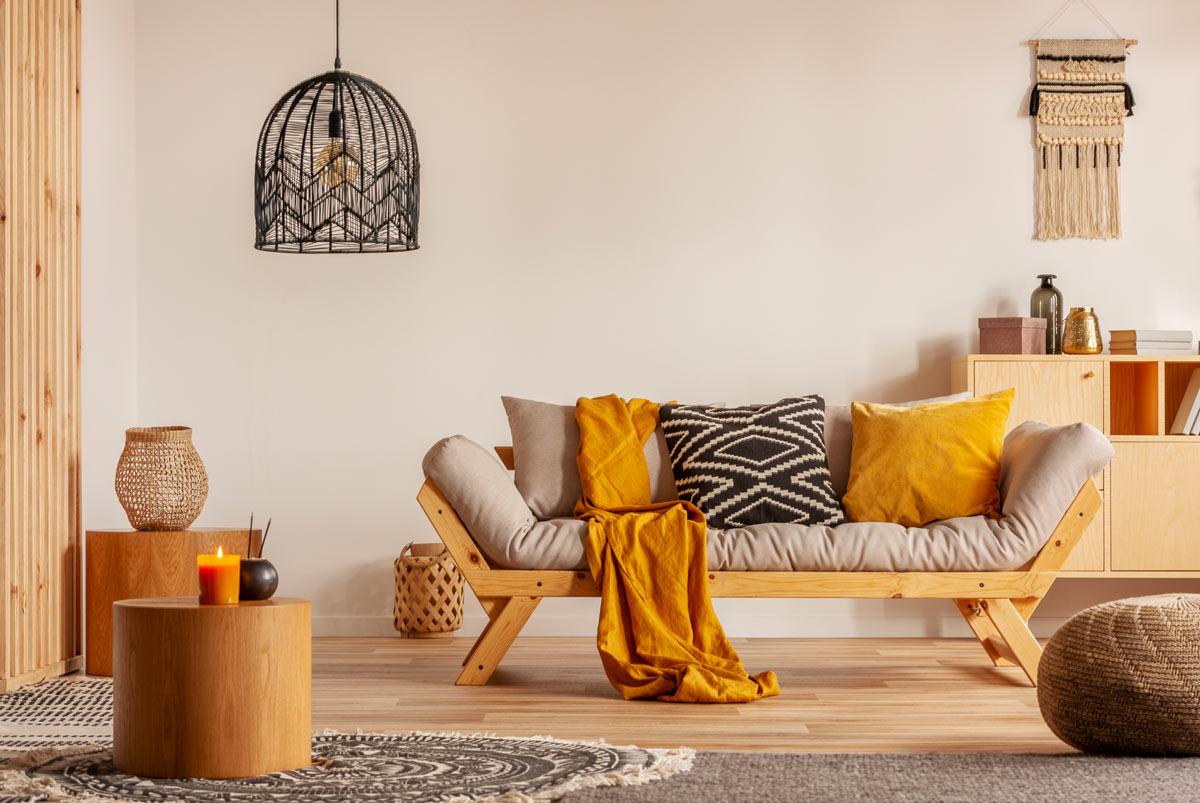 come rinnovare il divano con meno di 20 euro