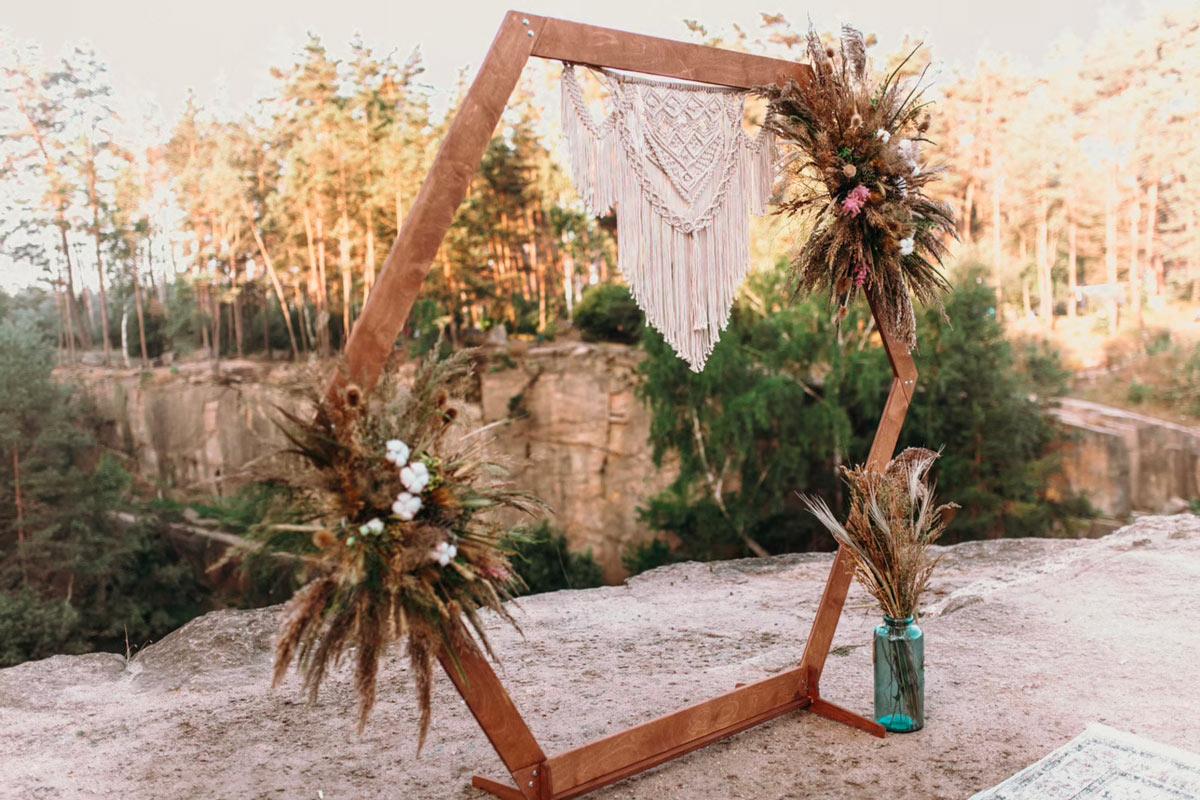 idee per decorazioni shabby per un matrimonio super romantico