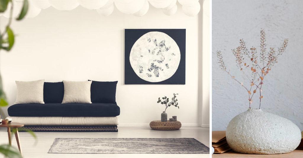 Arredare casa con stile giapponese wabi sabi: i nostri consigli