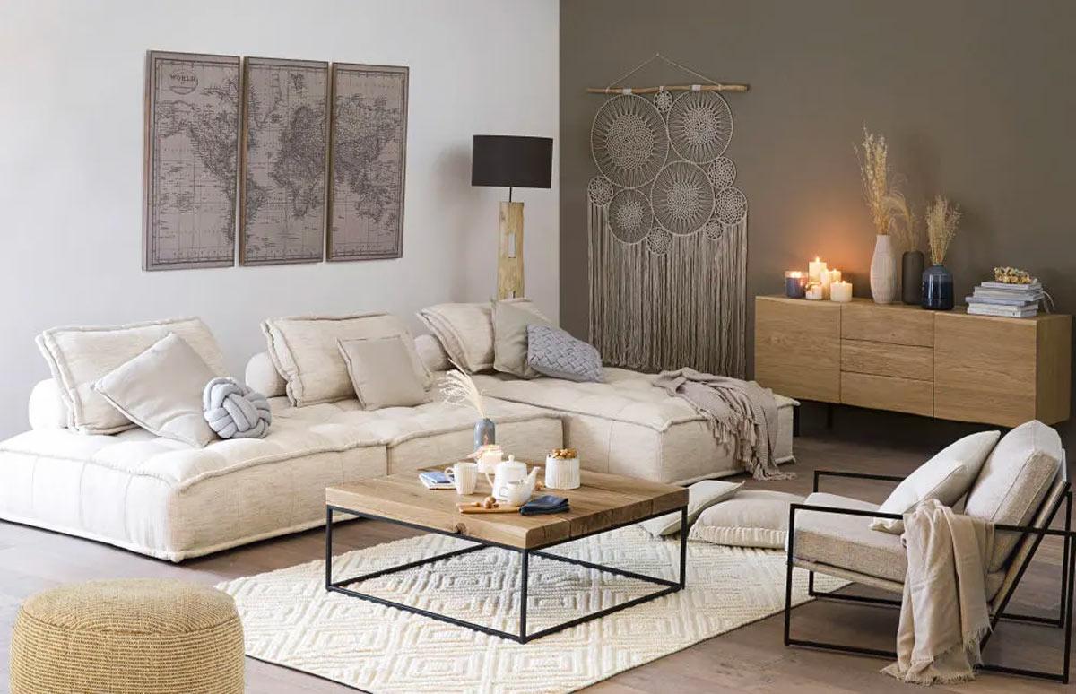 proposte di divani maisons du monde davvero belli