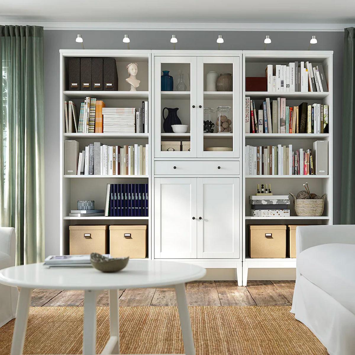consigli per scegliere la giusta libreria ikea