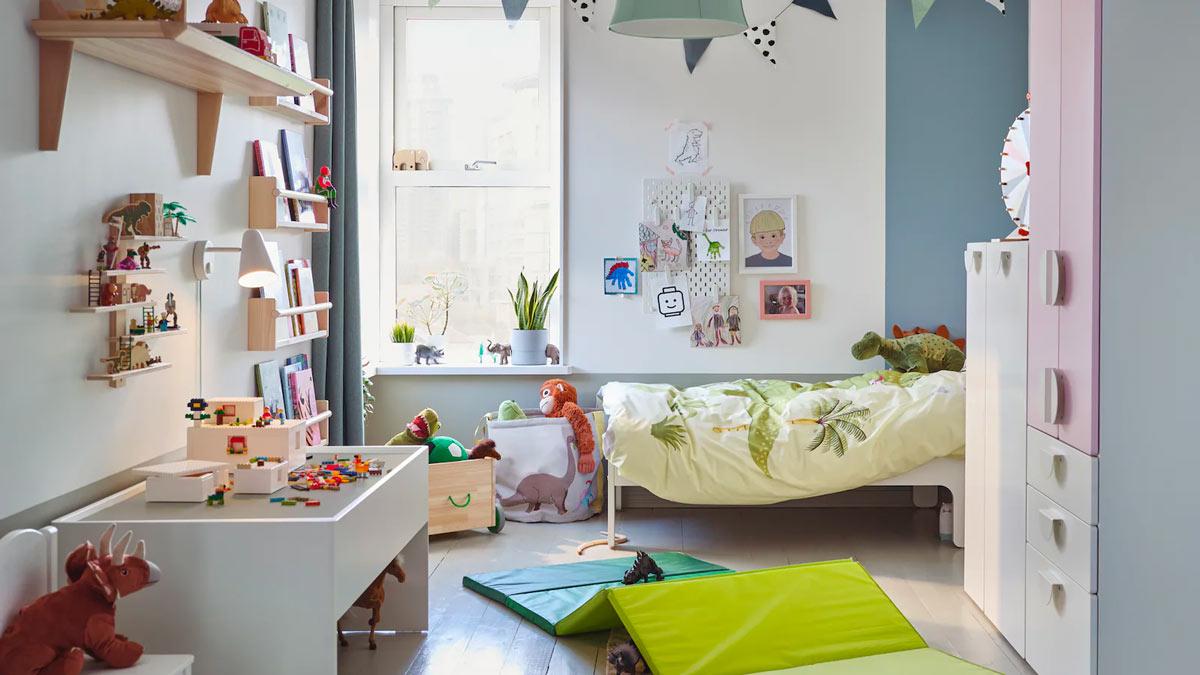 camerette perfette per bambini