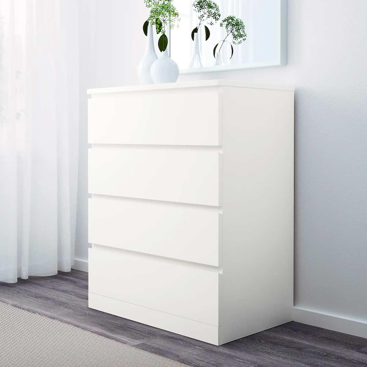 cassettiere per camera da letto smart