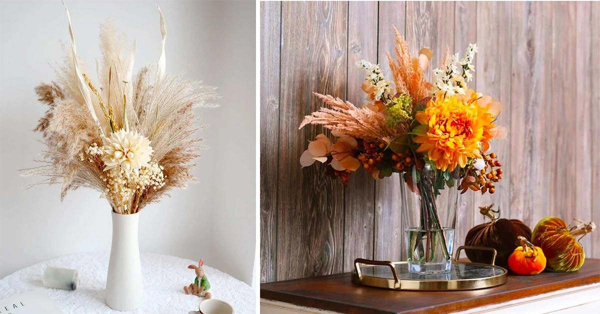 abbelire con i fiori una casa autunnale