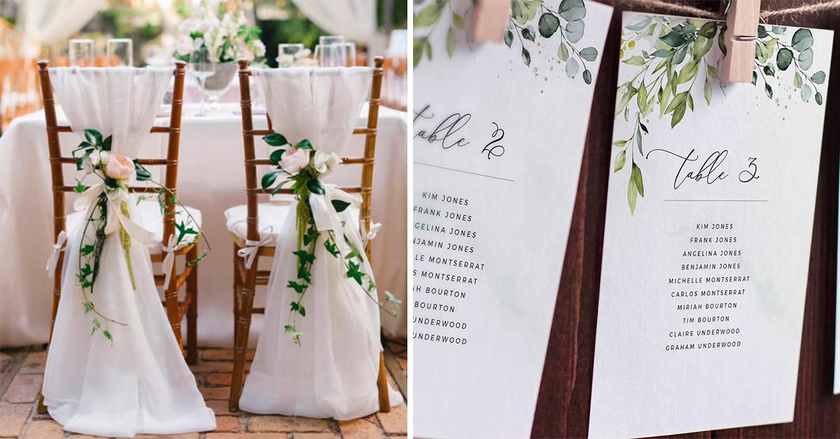 esempi di decorazioni per matrimonio