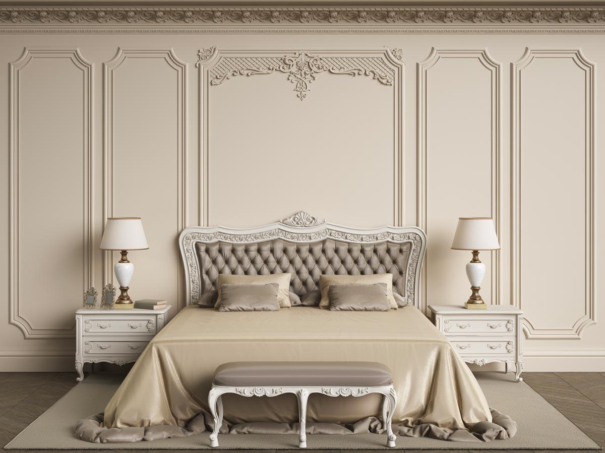 arredare la camera da letto in stile provenzale