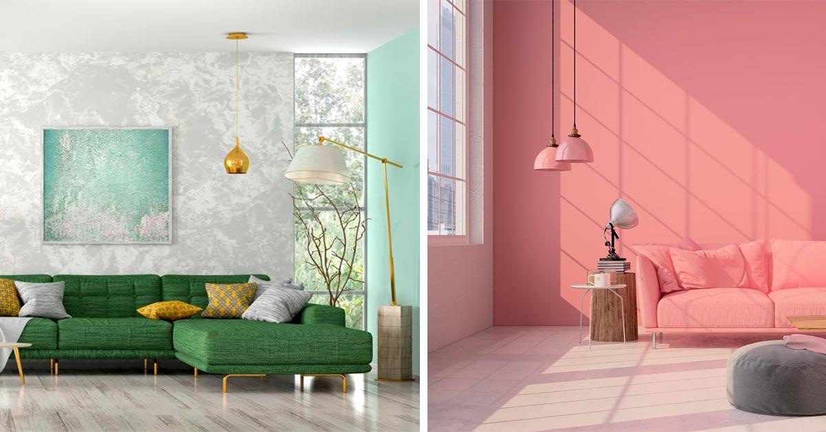 colore pareti casa: come sceglierlo