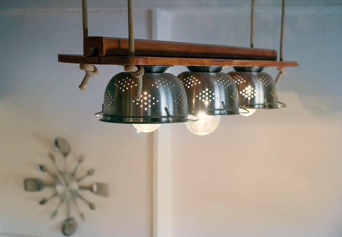idee riciclo oggetti cucina