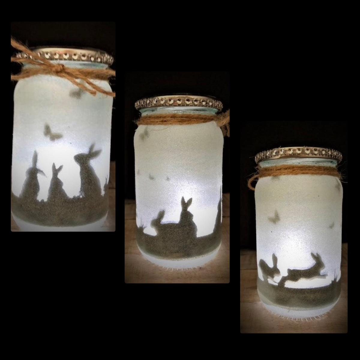 realizzare lanterne con il riciclo creativo