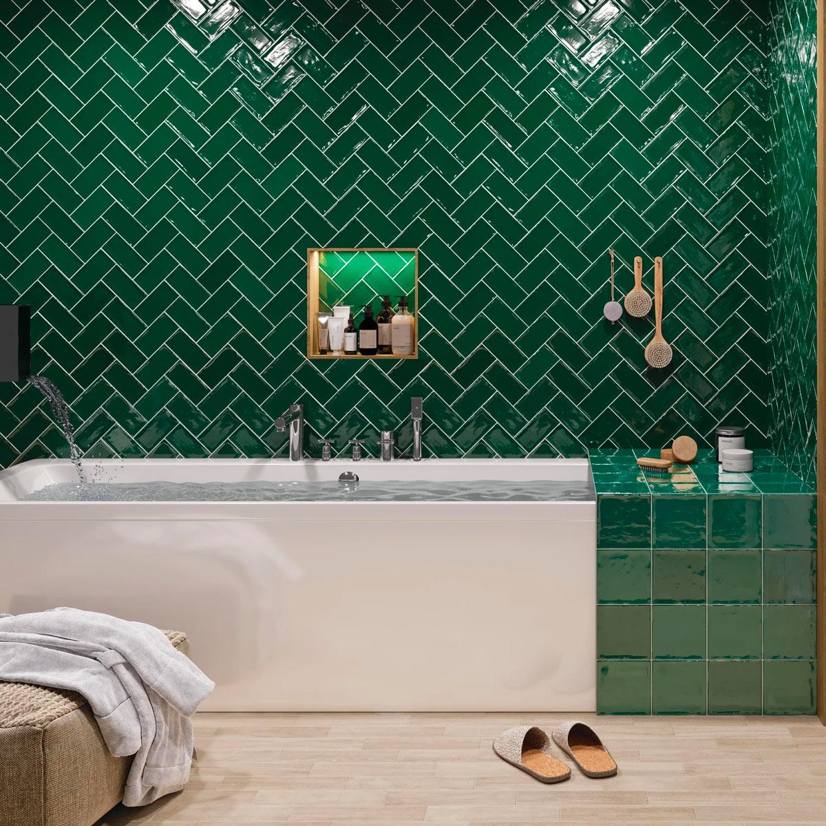 Rinnovare le pareti del bagno