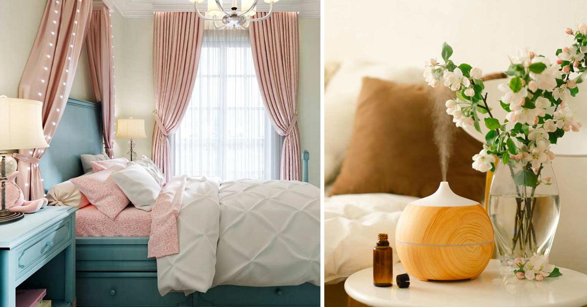 Arredare la camera da letto per viverla in totale relax.
