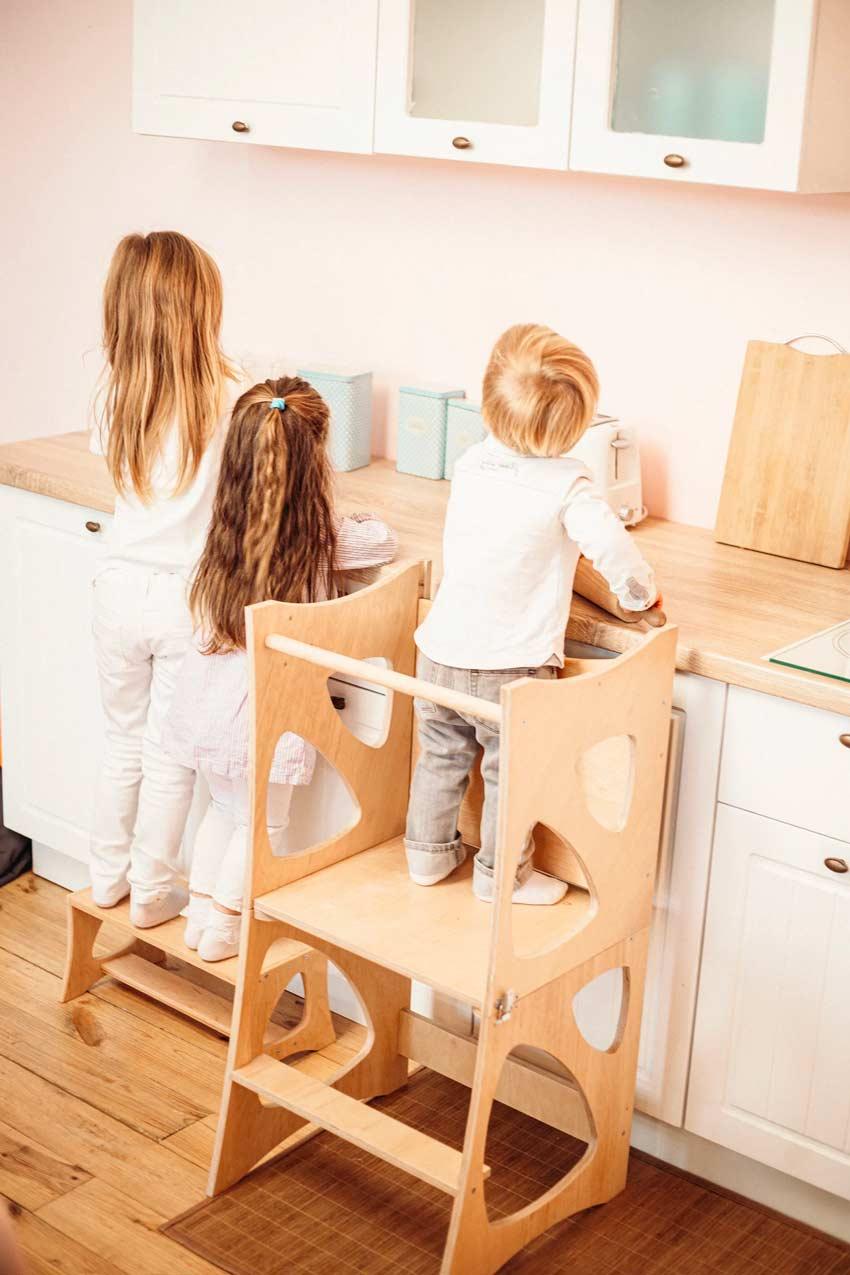 sgabelli per bambini ergonomici e simpatici